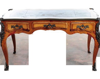 Louis XV 19th Century Writing Desk