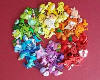 60/120 ordenar colores -  miniaturas para clasificar colores primarios y secundarios