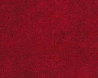Shadow Play- Dark Red~Cotton Fabric by Maywood Fast Shipping,SB362