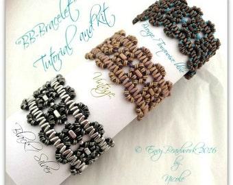 """Kit and Tutorial """"BB-Bracelet"""""""