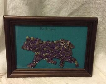 Bear Flower Frame *SALE*