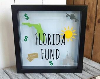 Florida Fund Money Box Frame