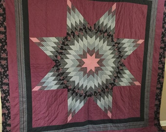 Santa Fe Starburst King Quilt