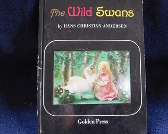 Vintage The Wild Swan by Hans Christian Andersen