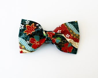 Deep Sea Origami Bow Tie