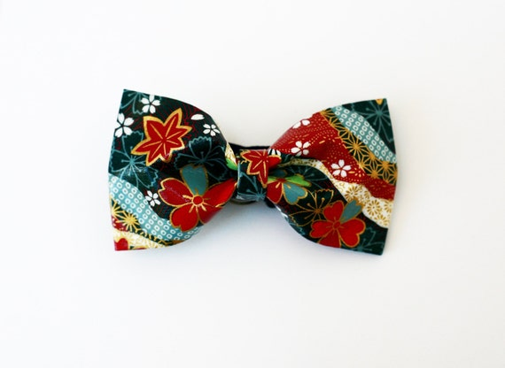 Deep Sea Origami Bow Tie - photo#26