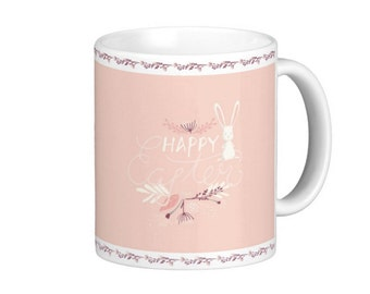 Spring Cup of Happy Easter Easter