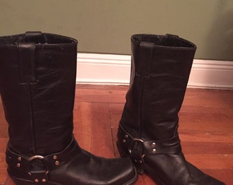 Motorcycle Harness boots 6.5