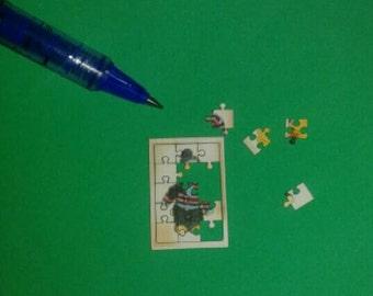 Dollhouse puzzle teddy esc 1/12