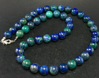 Quantum Quattro Necklace From Namibia - 20""