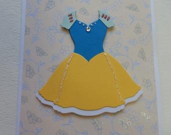 Disney's Snow White Birthday Card