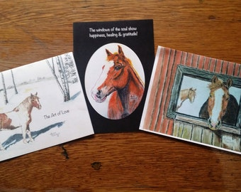 Braveheart's Horses