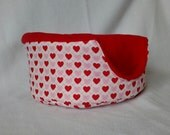 Valentine's Day cozy cuddle cup