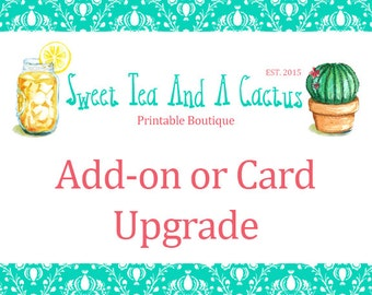 Add-On To Or Upgrade Your Wedding Suite