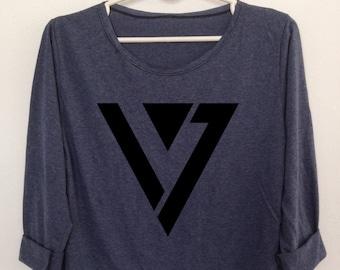 Seventeen KPOP korean girls group music clothing