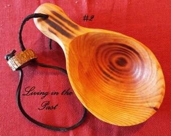 Wooden Canoe Cup/Kuksa/Noggin