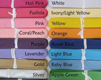 Tissue Paper Pom Poms - 10 Poms Set Mix size -  Wedding/ Baby Shower/ Decoration