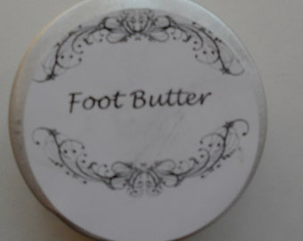 Working Ghouls Foot Butter