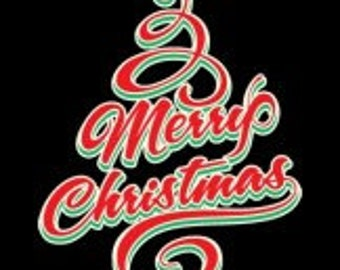 Merry Christmas, T-shirt