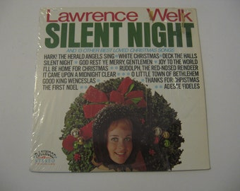 Lawrence Welk - Silent Night - 1970's