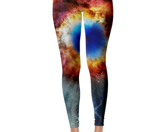 Galaxy Explosion Leggings