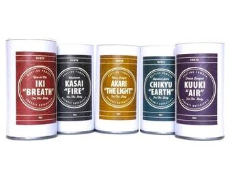 Organic Deodorant Powder, Natural Body Powder, Dusting Powder, Non GMO, Gluten Free, Non Talc, Organic Botanicals Dusting Powder 4oz