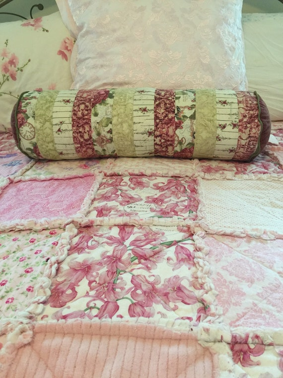 Decorative Bed Roll Pillows : Decorative neck roll pillow