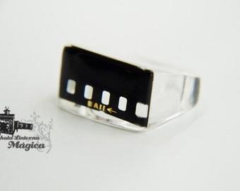 ring piece of film