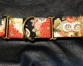 Adjustable Martingale Collar New OOAK