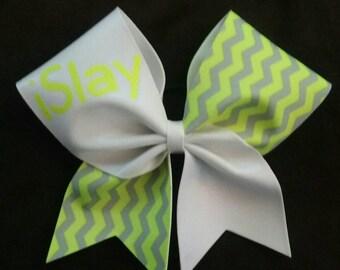 iSlay Cheer Bow