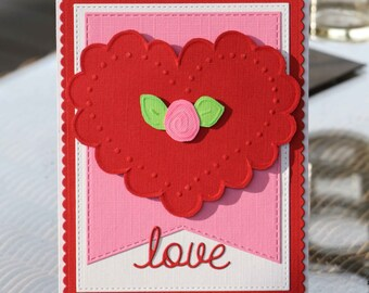 Valentines Day Card * Greeting Card