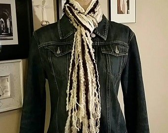 Knots of Love ~ Handcrafted Scarves