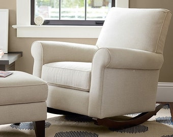 Pottery Barn Charleston Convertible chair slipcover set from your own fabric!
