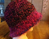 Crochet Bucket Hat For Women, Teens, Girls