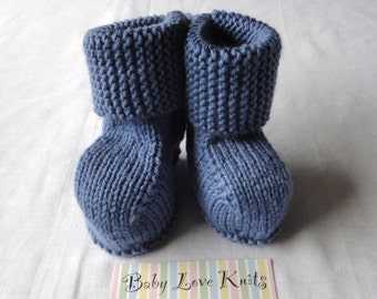 Boots, Uggs, Baby Ugg Boots, baby boy Ugg boots, Hand Knit Wool Ugg Boots, Hand knit baby boots, baby booties, wool boots, newborn ugg boots