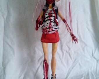 Custom Zombie Doll