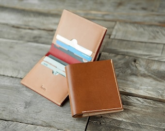 3214 Bifold Wallet Vertical Buttero