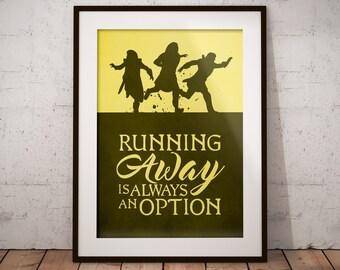 D&D Cardinal Rules: Running Away is Always an Option PRINT