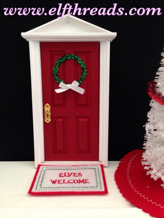 Miniature Elf Door