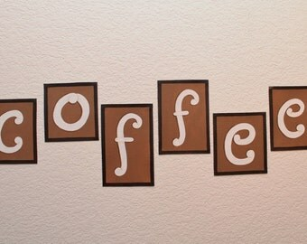 Coffee Wall Art Coffee Sign Coffee Wall Decor Kitchen Coffee Sign Kitchen