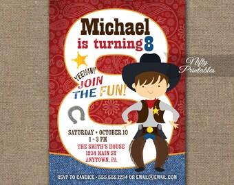 IPhone Birthday Invitation Birthday Invitations Boys - Birthday invitation card for 8 year old boy