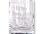 Personalized Custom Shot glass Christmas Gift for Him Perfect Gift for the Man Cave