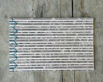 """Stab-bound sketchbook - 5.5""""×8.5"""""""