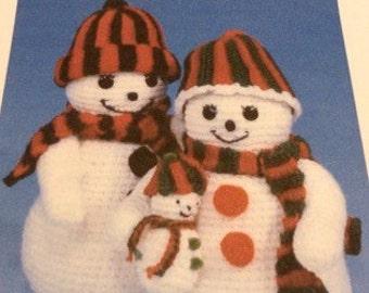 The smiley snows