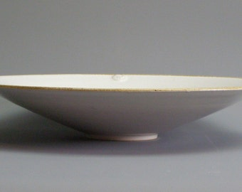 Shallow dish - Hand Thrown Pottery