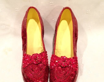Magical Ruby Slippers