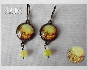 "earrings  ""Magic"""