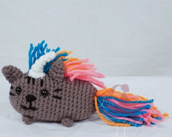 Crochet Nyan Cat