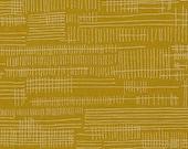 Carkai by Carolyn Friedlander -Stitches in Pickle - Fat Quarter