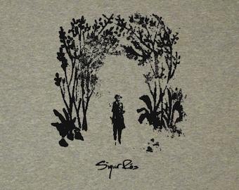 Sigur Ros - Takk - screen printed T-shirt